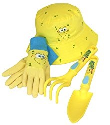 Spongebob gardening set