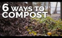 Different ways to compost